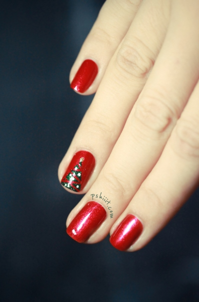 nail-art-christmas-tree3
