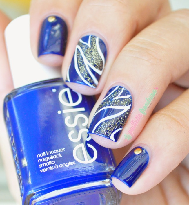 essie style cartel and golden nuggets 3