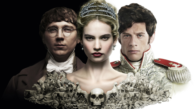 War & Peace - War and Peace - 2016 - Poster (Crop)